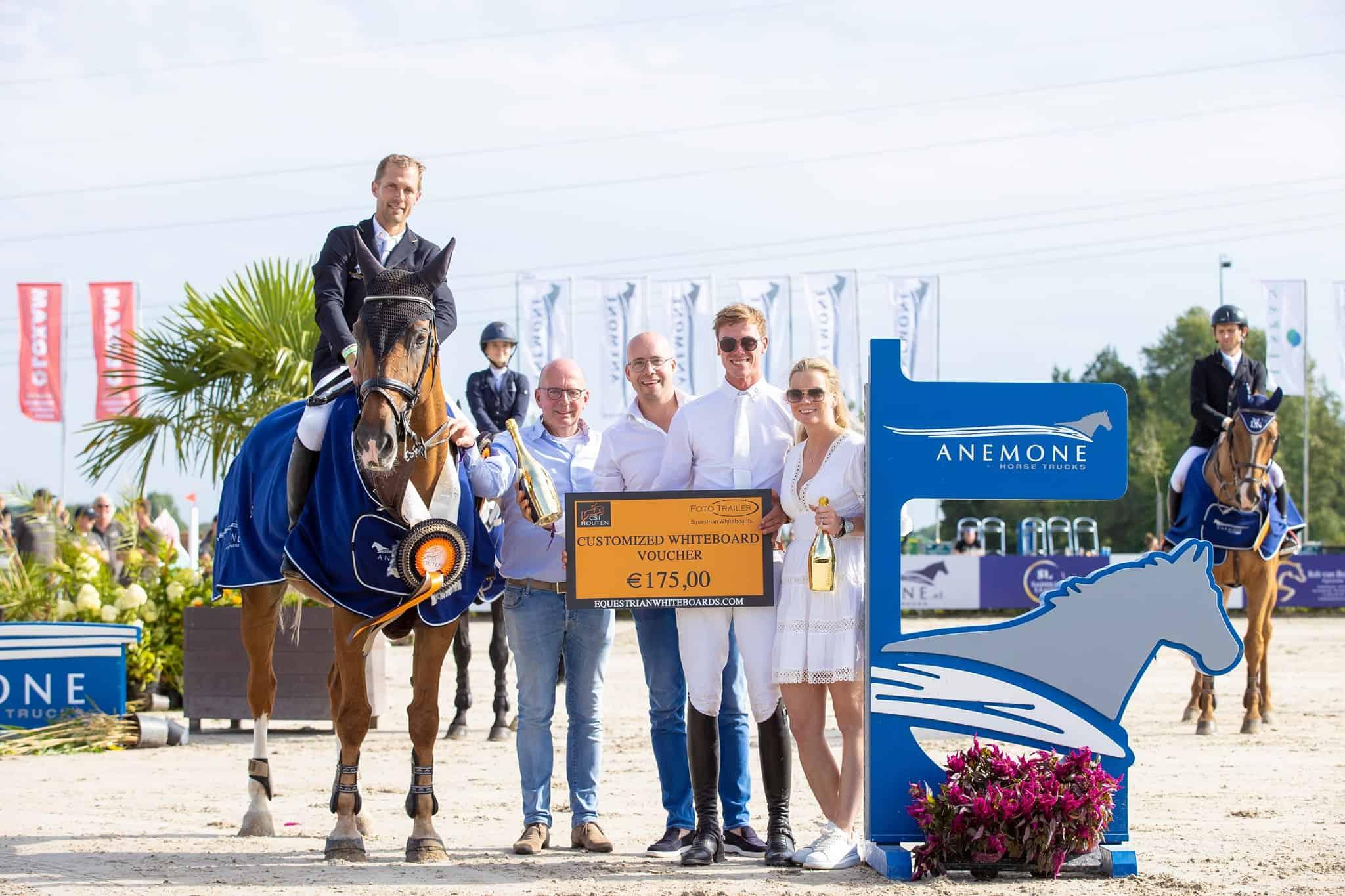 Je bekijkt nu Anemone Horsetrucks Grote Prijs
